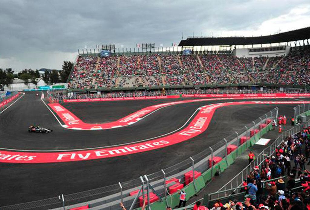 ¿Conoces la historia del Autódromo Hermanos Rodríguez?