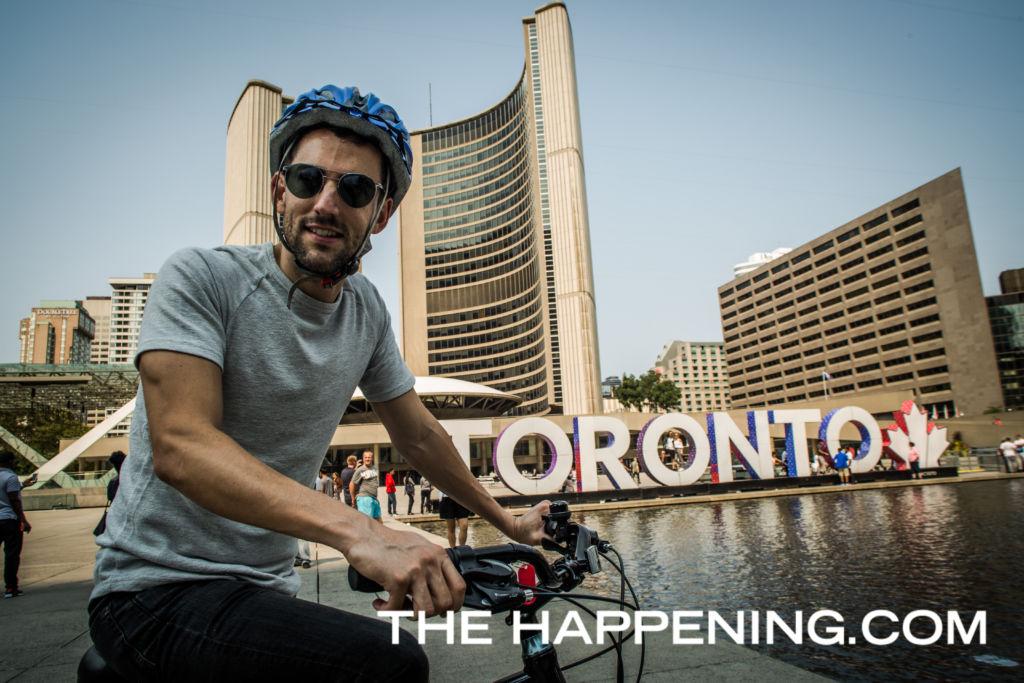 ¿La mejor forma de conocer Toronto? ¡En bicicleta!