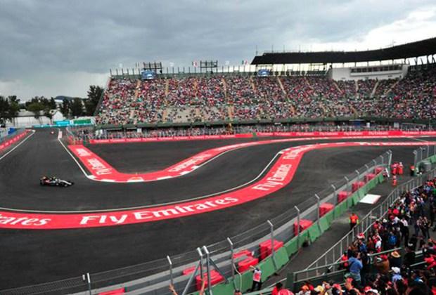 ¿Qué es lo que hace al Autódromo Hermanos Rodríguez uno de los circuitos más complicados en la F1? - autodromo-1024x694