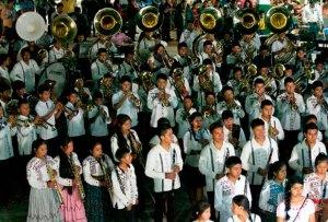 Una banda de niños oaxaqueños cantará el Himno Nacional en la inauguración de la Formula 1