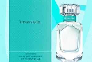 ¡Tiffany & Co. presenta su primer perfume!