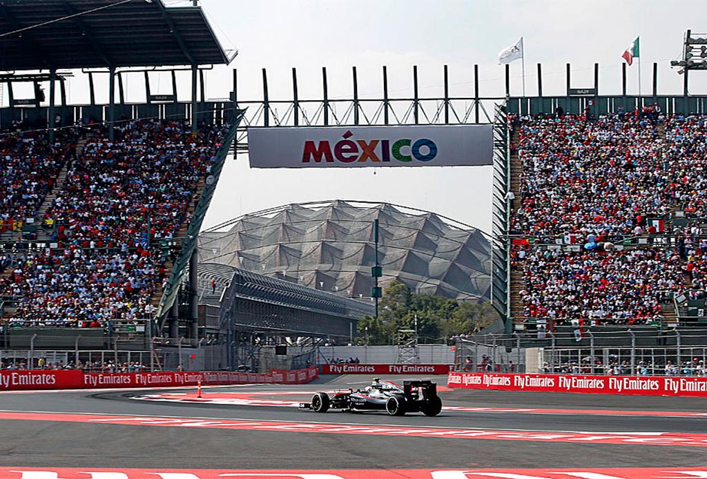 ¿Qué es lo que hace al Autódromo Hermanos Rodríguez uno de los circuitos más complicados en la F1?