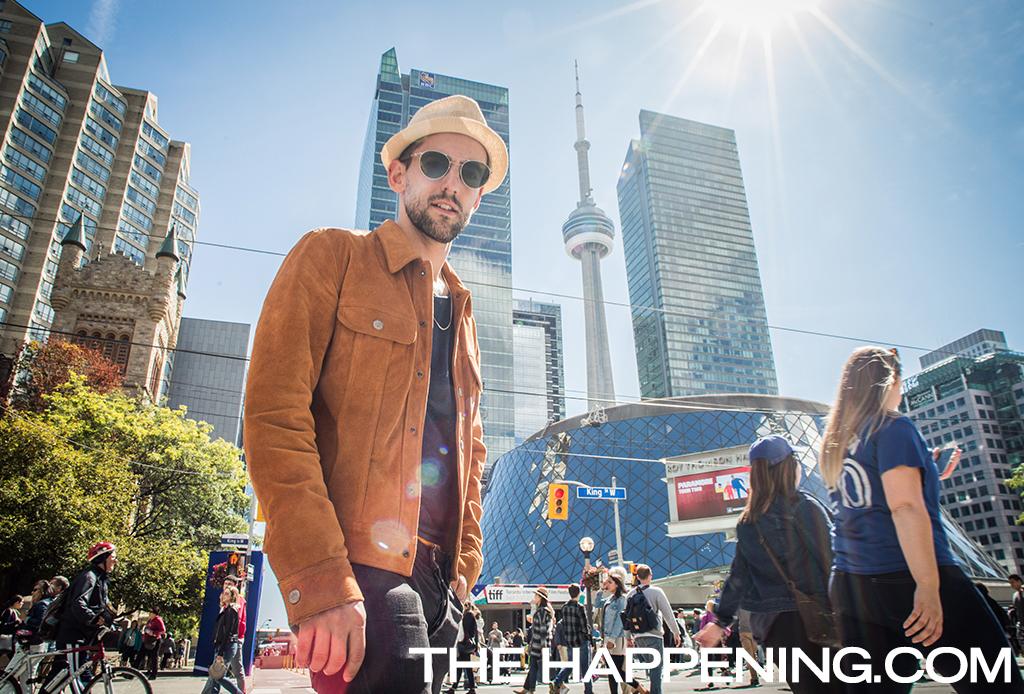 Estos son los 5 lugares favoritos de Luis Gerardo Méndez en Toronto