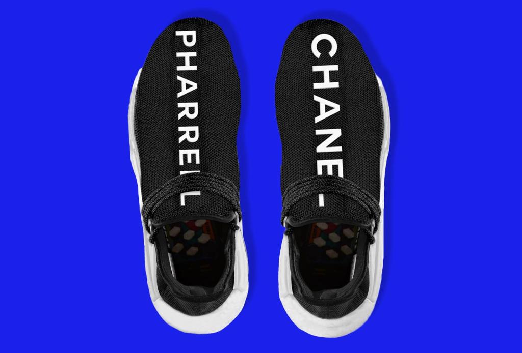 Chanel colaboró con Adidas y Pharrell Williams para crear unos nuevos tenis