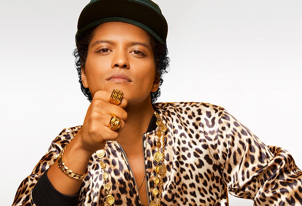 Escuchar Bruno Mars y otros más te hará una persona más feliz