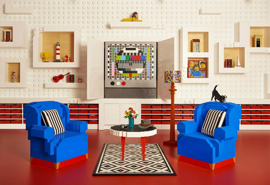 ¡Será posible pasar la noche en LEGO House con Airbnb! - casalego2