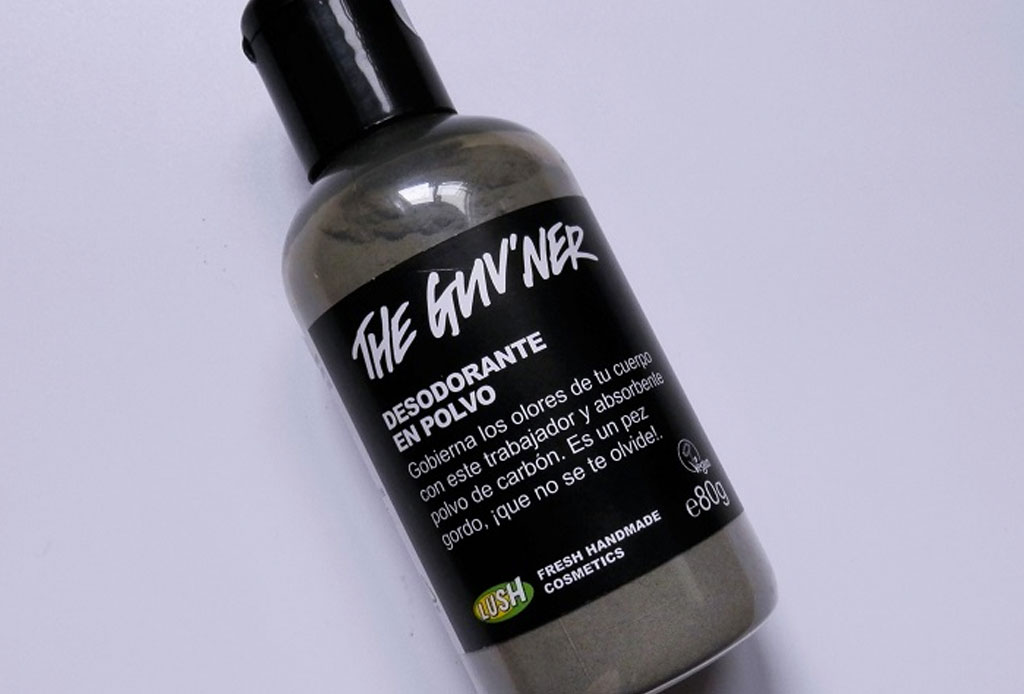 Hace más de un año que uso un desodorante orgánico y esta ha sido mi experiencia - guvner