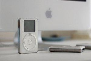 No creerás lo que cuesta ahora un iPod de primera generación