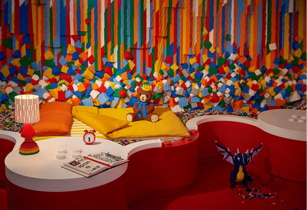 ¡Será posible pasar la noche en LEGO House con Airbnb! - lh