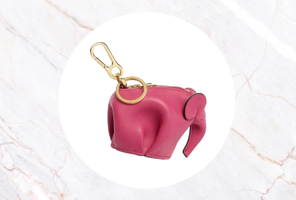Cambia el look de tu bolso con estos encantadores llaveros - llavero-6