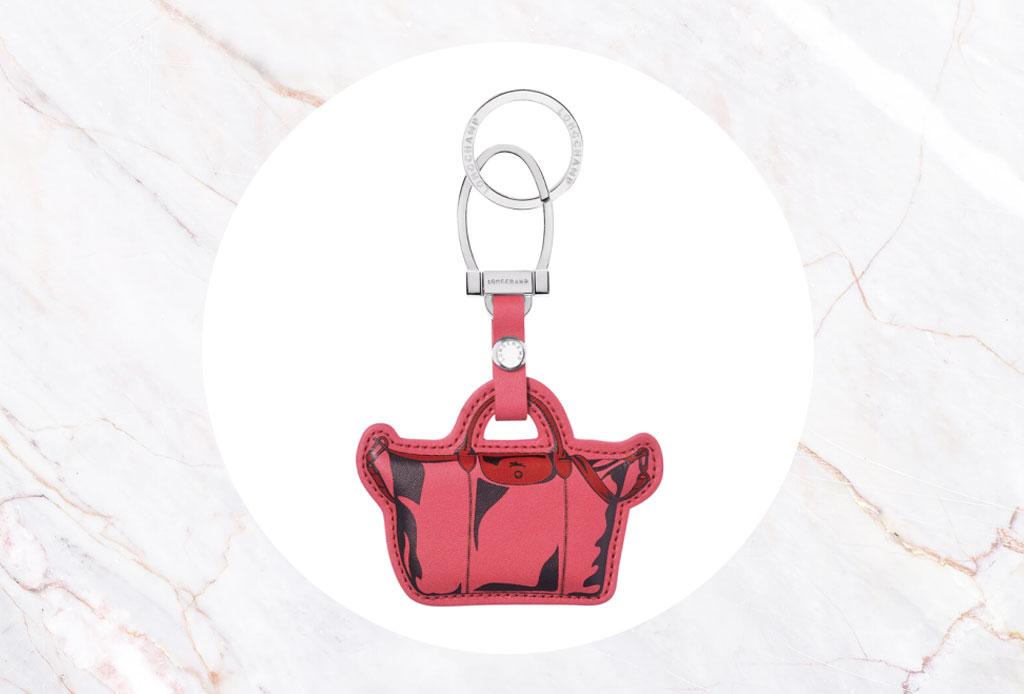 Cambia el look de tu bolso con estos encantadores llaveros - llavero-9
