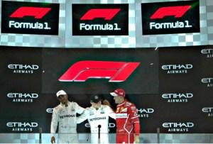 Lo que debes de saber del nuevo logo de la F1