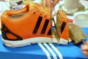 Running Monday: decoración de pasteles para celebrar a un corredor