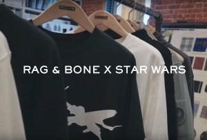 Rag & Bone se inspiró en Star Wars para crear una nueva colección
