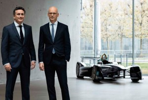 ¡La Fórmula E ahora se viste de Hugo Boss!