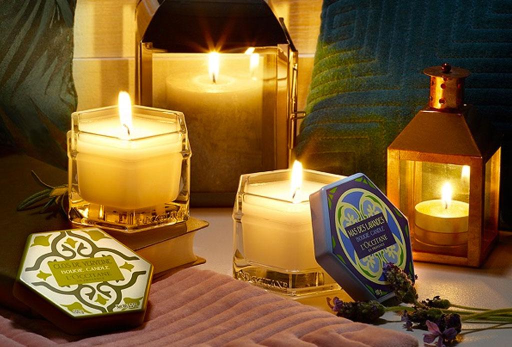 Cómo transformar tu habitación en un espacio cozy para invierno - velas