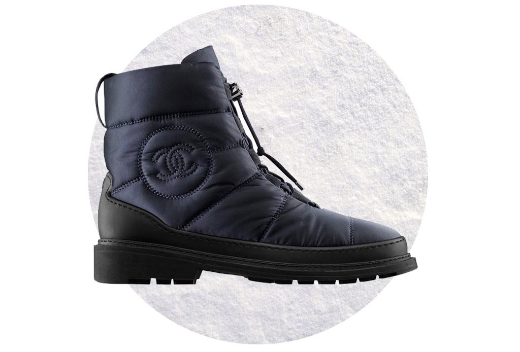 Las botas para esquiar más cool para ELLAS - bota-nieve-3