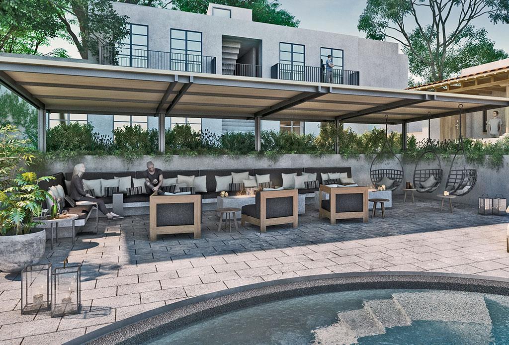 Casa rodavento el nuevo hotel boutique de valle de bravo for Casas en valle de bravo