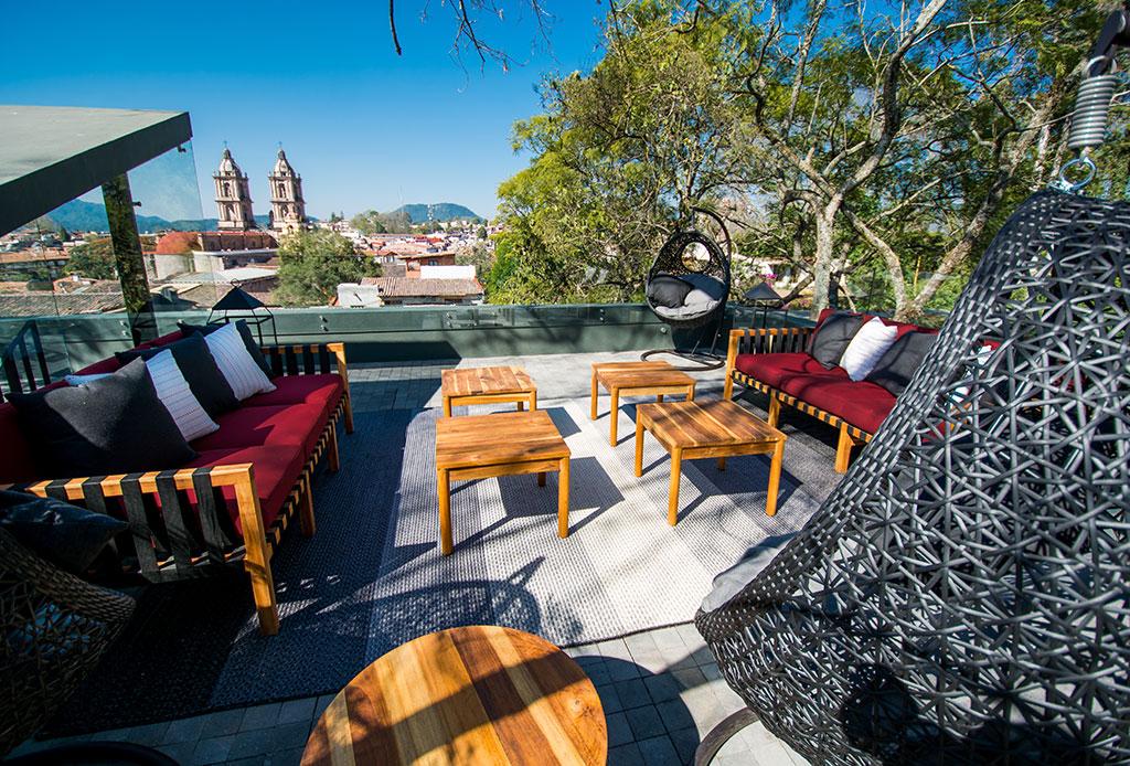 Casa Rodavento, el nuevo hotel boutique de Valle de Bravo - casa-rodavento