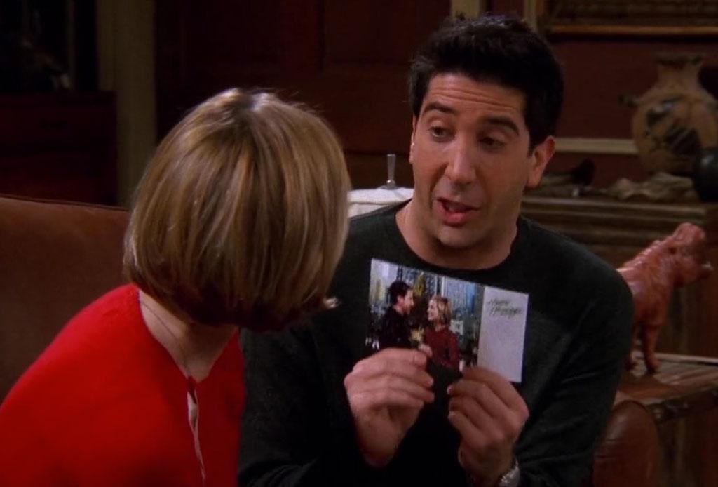 Disfruta de un maratón con los 9 episodios navideños de Friends - friends-episodio-navidad