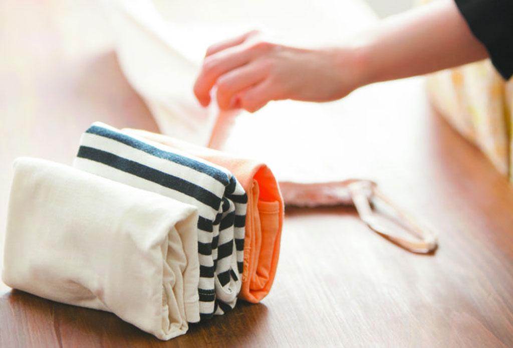 Doblar camisetas marie kondo la manera correcta de doblar - Marie kondo doblar ropa ...