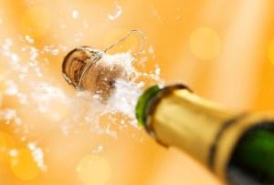 Brinda durante las fiestas decembrinas con estas champañas