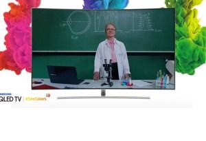 Samsung lanza aplicación para personas con daltonismo