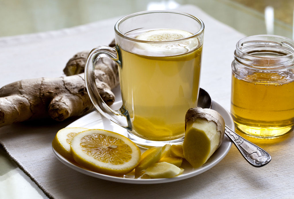 El té de jengibre y ajo será tu aliado para evitar la gripa