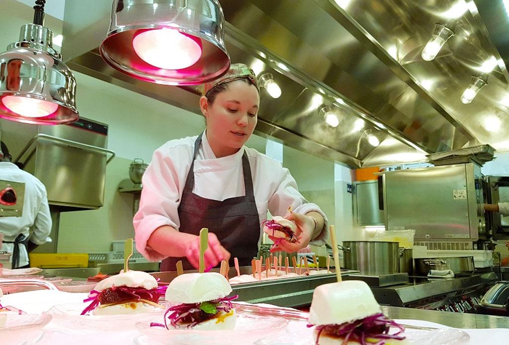 Conoce a la chef mexicana que está detrás del restaurante de Gucci y Massimo Bottura