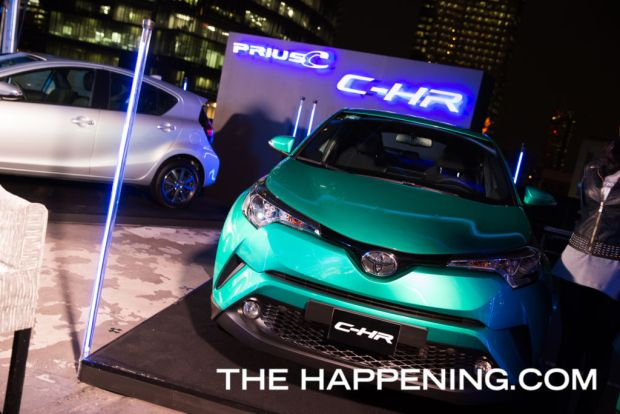 Toyota le da la bienvenida a dos innovadores modelos: PriusC y C-HR - aspecto_12