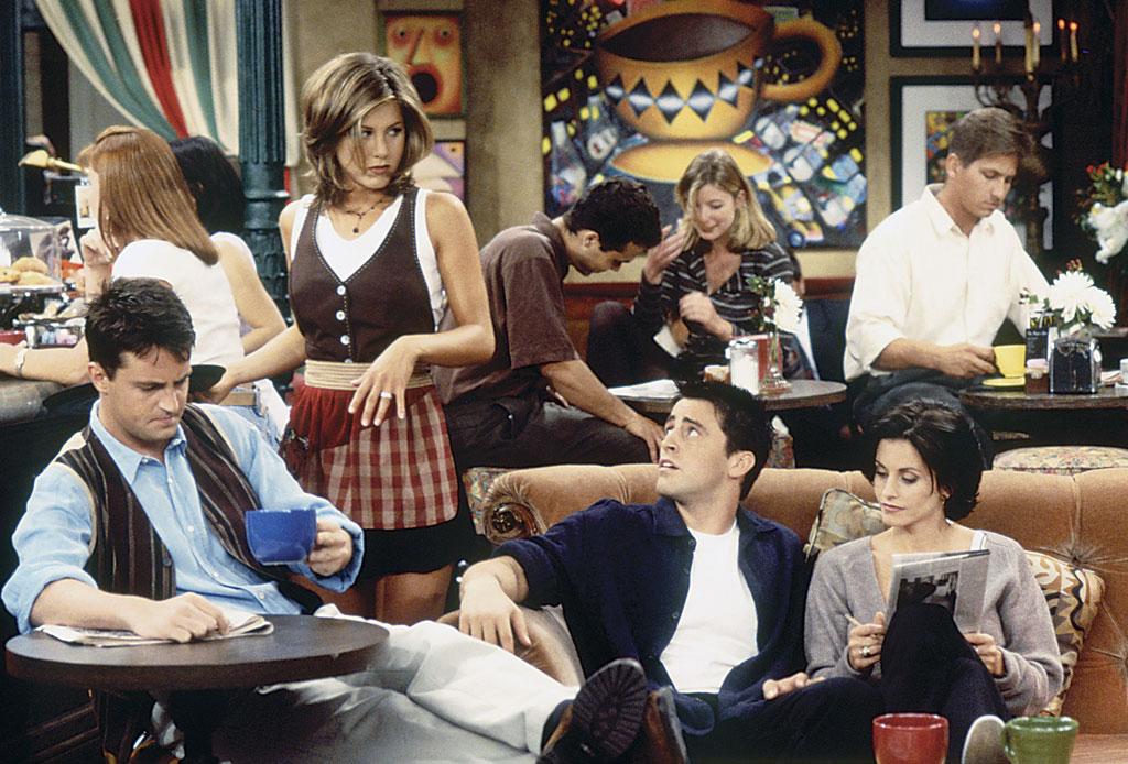"""La serie """"Friends"""" es #OutfitInspo para los millennials - friends-1990-2"""