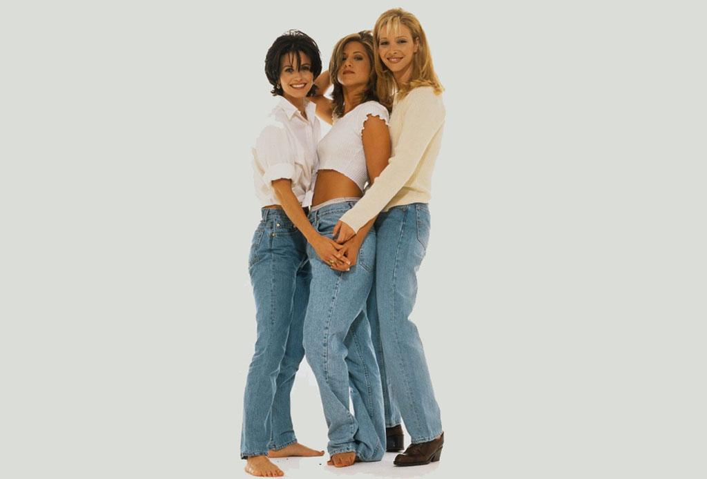 """La serie """"Friends"""" es #OutfitInspo para los millennials - friends-1990"""