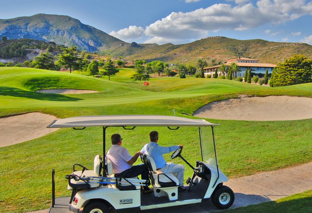 5 razones por las que tienes que visitar Scottsdale una vez en tu vida - golf