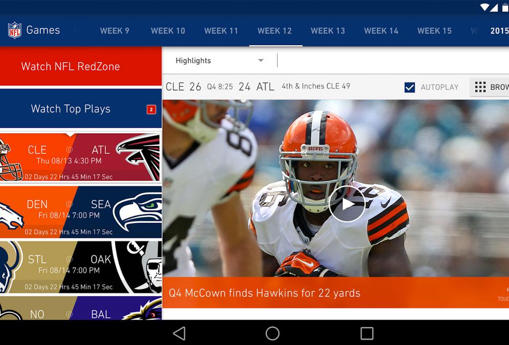 Apps para entender y enterarte de TODO sobre este Super Bowl - nfl_app