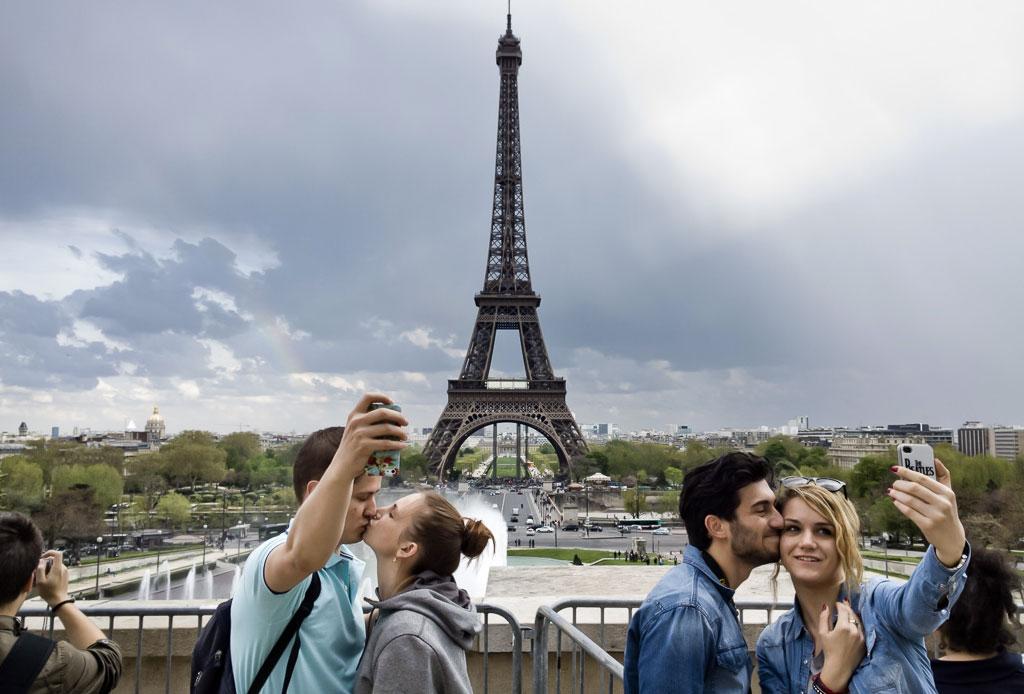 Así es como Instagram está arruinando los viajes - selfie