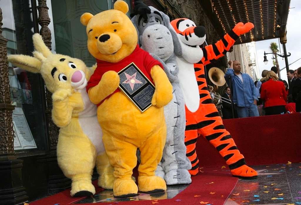 Personajes de Disney que tienen una estrella en el Paseo de la Fama - star3