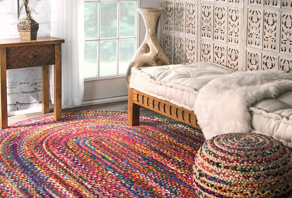¿Quieres agregar un tapete decorativo? Te decimos cuál debes elegir - tapetes-1