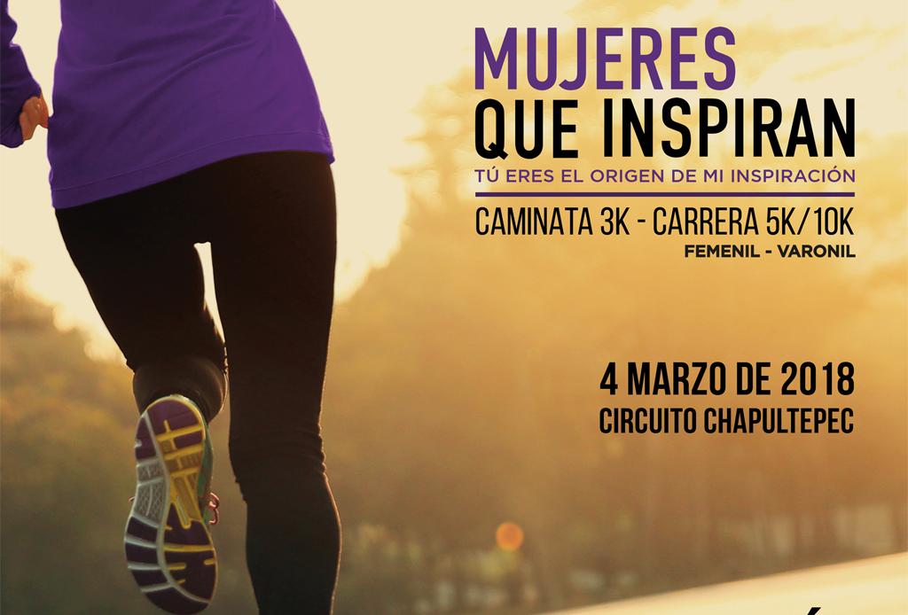 Carrera 'Mujeres que Inspiran' - carrera-mujeres-que-inspiran