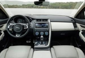 La nueva E-Pace de Jaguar llegó a México y tenemos la MEJOR playlist para manejarla