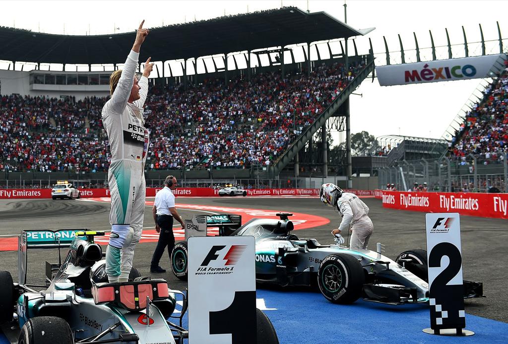 Fórmula 1 Gran Premio de México 2018 - formula-1-mexico
