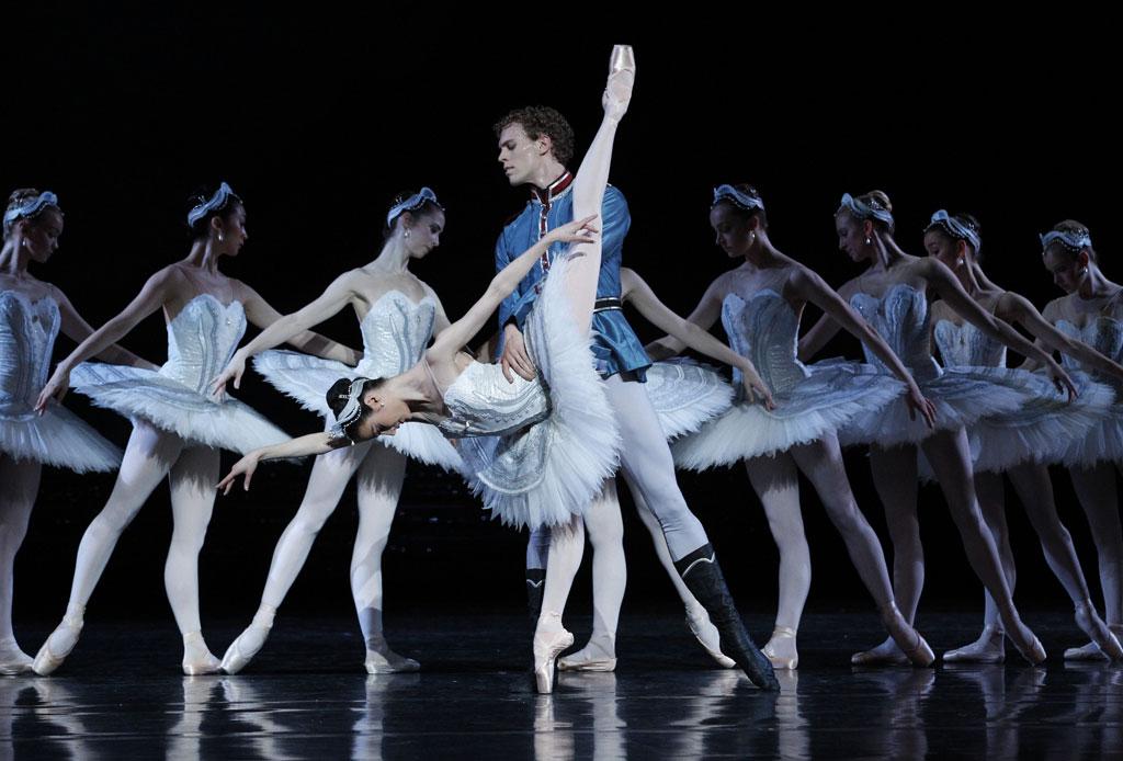 Las piezas clásicas de ballet en una misma playlist