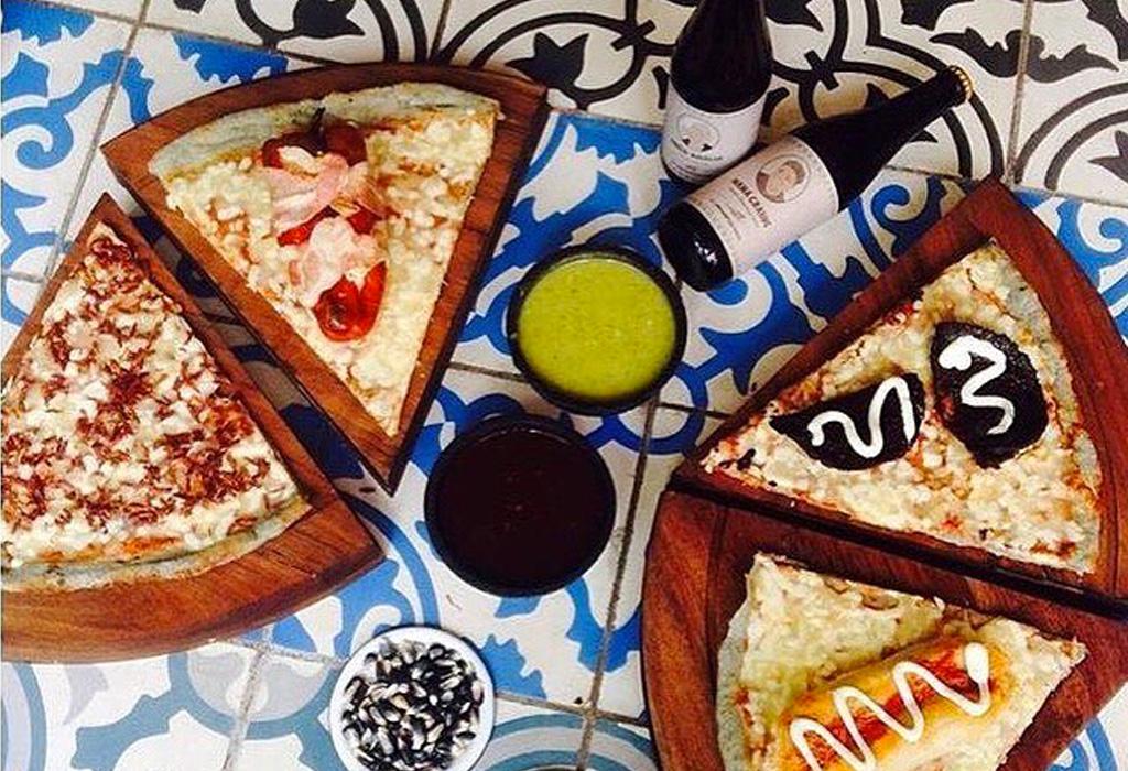 """¿Dónde comería pizza Joey de """"Friends"""" en la CDMX? - pixza"""
