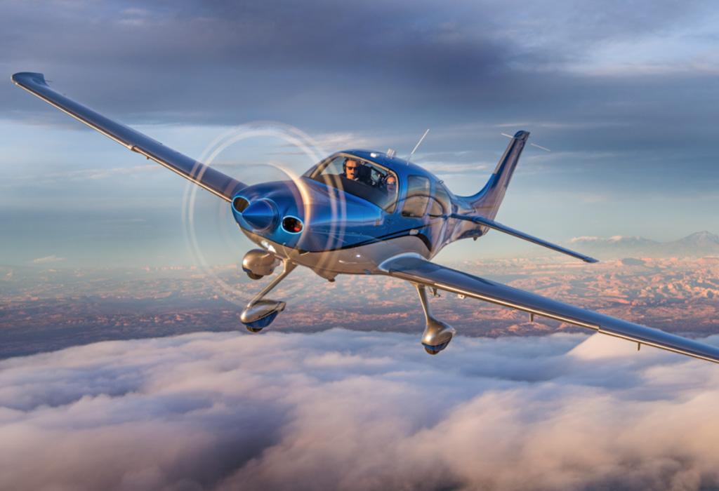 El arte de viajar en avión privado