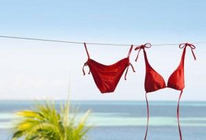 Estos son los cuidados que debes darle a tu traje de baño para que dure más