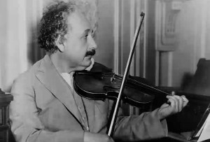 Una playlist con los favoritos de Albert Einstein