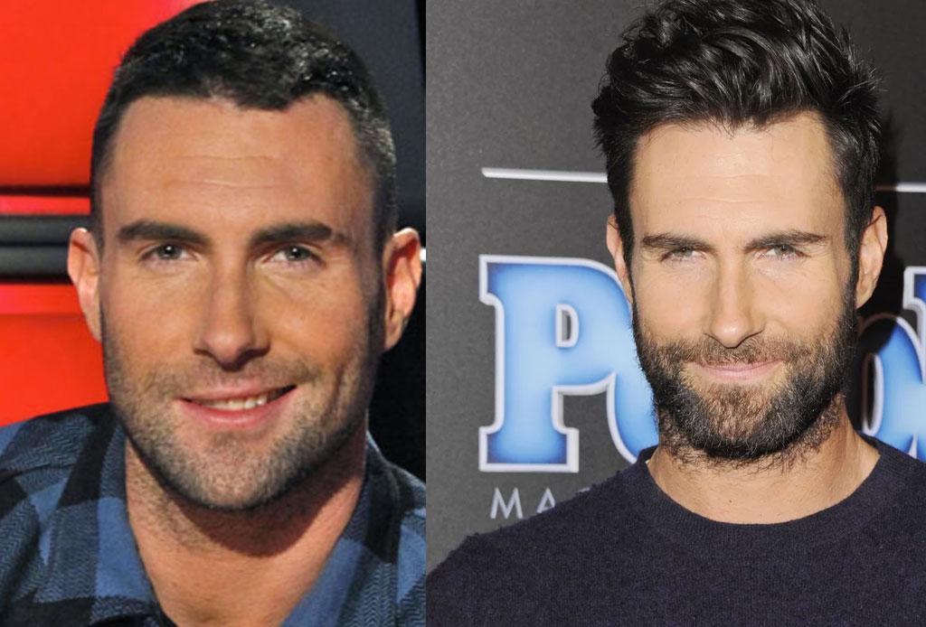 Cómo se ven mejor estos famosos... ¿con o sin barba? - famoso_barba