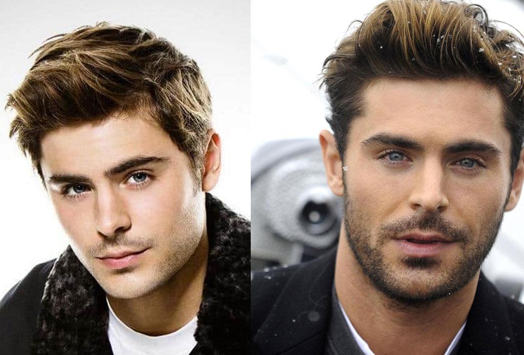 Cómo se ven mejor estos famosos… ¿con o sin barba?