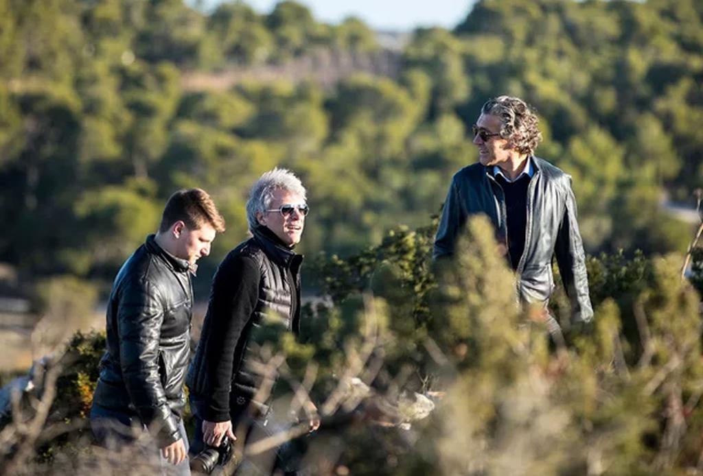 Jon Bon Jovi tiene su propio Rosé