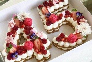 ¿Dónde encontrar los deliciosos pasteles de números y letras en la CDMX?
