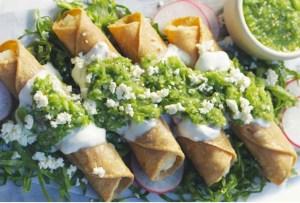 Tenemos la receta para preparar 3 tipos de tacos vegetarianos